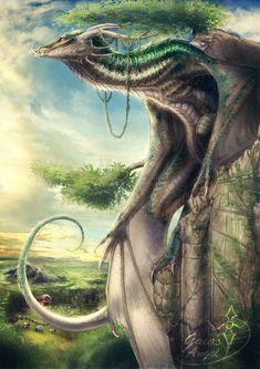 Ancient Wyverex by *GaiasAngel on deviantART