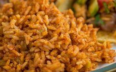 The Super Easy Recipe of Homemade Spanish Rice Mexican Rice Recipes, Mexican Dishes, Mexican Food Recipes, Ethnic Recipes, Spanish Recipes, Side Dish Recipes, Pasta Recipes, Cooking Recipes, Buffalo Chicken