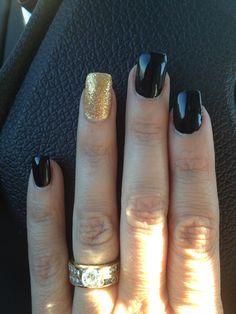 Saints nails!