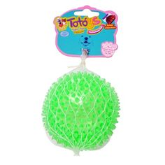 Totoys Bola Flex Verde Chalesco - MeuAmigoPet.com.br #petshop #cachorro #cão #meuamigopet