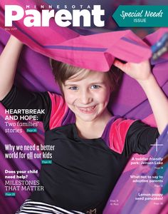 Check out our playful May Issue #coverkid — 9-year-old Elsie from St. Paul. She's also featured in the brand-new local book — Faces of Autism: Inspiration. Admiration. Celebration. — a showcase of 30 kids captured beautifully on film by a Lakeville mama-photographer, Tera Girardin with Tera Photography.