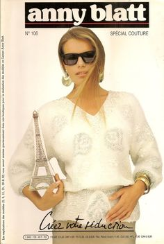MAGAZINE ANNY BLATT N°106 tricot SPECIAL COUTURE http://www.alittlemercerie.com/autres-tricot-et-crochet/fr_magazine_anny_blatt_n106_tricot_special_couture_-6493957.html