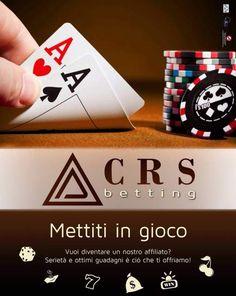 Aperture sale scommesse a Roma e nel Lazio con Crs Betting