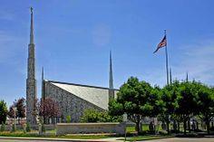 Boise, Idaho Mormon Temple.