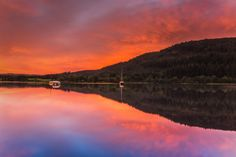 Loch Ken Sunrise by Verity Milligan on Biking, Sunrise, Wanderlust, River, Explore, Mountains, Photography, Outdoor, Outdoors
