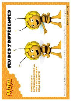 Acheter Maya L'abeille  Portemanteau Maya l Abeille