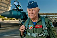 Chuck Yeager: An Aviation Legend | Flying Magazine