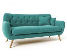 Декоративните възглавници не са включени. Височина от пода до седалката: 51 см.Максимална допустима тежест: 200 кг.
