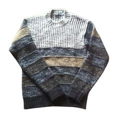DOLCE & GABBANA Sweaters http://www.videdressing.us/sweaters/dolce-gabbana/p-4420199.html?&utm_medium=social_network&utm_campaign=US_men_clothing_sweaters___cardigans_4420199
