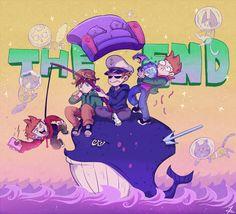 """hackto-oshiro: """" awesome!!! i like tord """""""