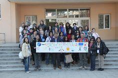 """BLOGando n@ Bulgária: A deslocação à escola Shesto Osnovno Uchlishte """"Sveti Nikola"""", em Stara Zagora, na Bulgária, decorreu durante a semana de 26 a 30 de março de 2012."""