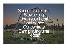 Repinned: Soccer