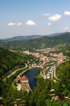 Forbach, Germany. Forbach is a village in Baden-Württemberg, Germany. It lies in the district of Rastatt. It is located in the Murg river valley, in the northern part of the Schwarzwald mountains.