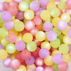 Perlenmix: flieder-rosa Easter Eggs, Design, Pink, Lilac