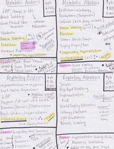 ... Meets YouTube: Nursing Student | Acid Base Imbalances Cheat Sheet