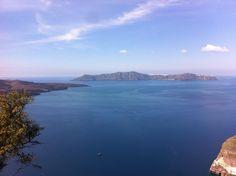 summertime sadness!! <3 Santorini! great view!