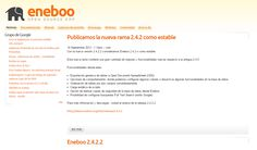 eneboo (antes abanq) - ERP open source