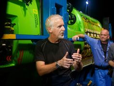 First Look: James Cameron's Sci-Fi Sub for Deepest Dive
