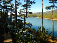 Tuyen Lam Lake in Da Lat, Vietnam - Dalat Travel Guide
