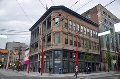 apartment buildings downtown - Google Search