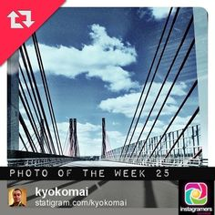 IgersGdansk Photo of the Week 25. Congratulations @Grześ Dymon. Igers keep tagging your photos #igersgdansk for your chance to be IgersGdansk Photo of the Week winner. #gdansk #igers #beautiful #pomorskie #gdynia #statigram #instagramers #igerspoland #poland