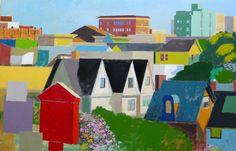 Mitchell Johnson - paintings