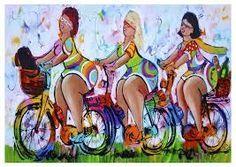 Spiksplinternieuw 36 beste afbeeldingen van Dikke Dames Schilderijen in 2017 YS-23