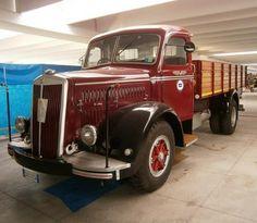 1947-1963 LANCIA ESATAU 864 TRUCK