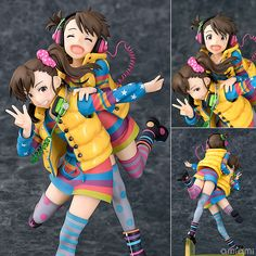 AmiAmi [Character & Hobby Shop] | THE IDOLM@STER - Ami Futami & Mami Futami 1/8 Complete Figure(Pre-order)