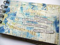 journal page by czekoczyna