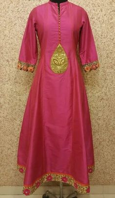 #Georgettekurtidesign #LatestCottonkurti #Kurtidesignewithborder #StylishwesternKurtionline  Maharani Designer Boutique  To buy it click on this link; http://maharanidesigner.com/Anarkali-Dresses-Online/salwar-suits-online/ Rs-2500.  For any more information contact on WhatsApp or call 8699101094 Website www.maharanidesigner.com Maharani Designer Boutique's photo.