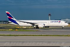Boeing 787-9 Dreamliner - LATAM Airlines | Aviation Photo #3887901 | Airliners.net
