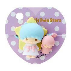 Little Twin Stars lala Nakayoshi Ponytail Holder Sanrio 2019 NEW Kawaii F//S