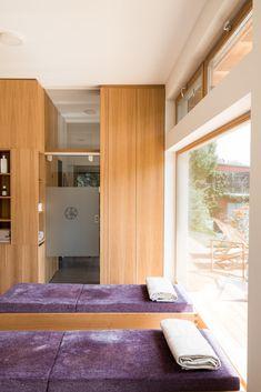 saunahaus tauss - Möbelbau Breitenthaler, Tischlerei Divider, Room, Furniture, Home Decor, Carpentry, Environment, Bedroom, Decoration Home, Room Decor