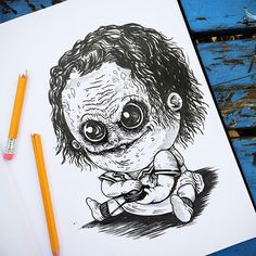 Baby Terrors by Alex Solis