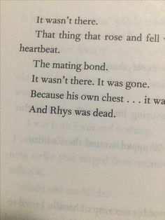 ACOWAR spoiler This is not a joke! Rhys died<<BUT Sarah saved us all with what she didn't next