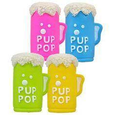 Pup Pop Vinyl Dog Toys