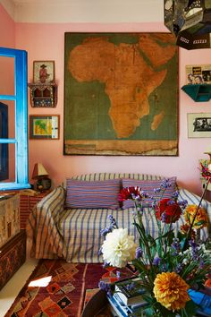 Inside the Most Stylish Homes of Tangier, Morocco