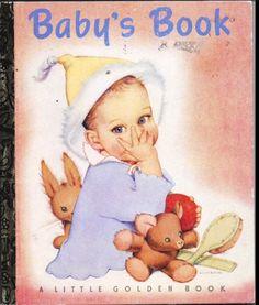 Baby's Book - Little Golden Book