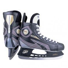 Patine hockey pentru iubitorii sporturilor pe gheaţă - Black News Fitness Goals, High Tops, High Top Sneakers, Shoes, Black, Fashion, Moda, Zapatos, Shoes Outlet