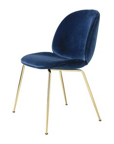 GUBI // Beetle Chair by GamFratesi ☆ Join our Pinterest Fam: @SkinnyMeTea (140k+) ☆