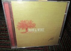 IRON & WINE: THE CREEK DRANK THE CRADLE MUSIC CD, 11 GREAT TRACKS, GUC #LoFi