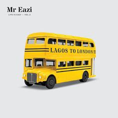 "From his just discharged authority mixtape ""Life is Eazi, Vol. 2 – Lagos to London"", here's ""Endure Head"" by Mr Eazi including ."
