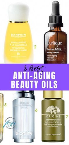 The 8 Best Anti-Aging Beauty Oils  #beauty #skincare #antiaging #antiagingskincare #beautyexpert #over40 #agingbackwards #fountainof30 #AntiAgingMask Anti Aging Facial, Anti Aging Tips, Best Anti Aging, Anti Aging Skin Care, Beauty Hacks For Teens, Facial Cream, Skin Cream, Homemade Skin Care, Skin Treatments