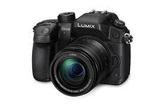 Panasonic LUMIX G DMC-GH4MEG-K Systemkamera (16 Megapixel, OLED Touchscreen, Staub-/Spritzwasserschutz, Utraschneller Autofokus) mit Objektiv H-FS12060E schwarz - http://kameras-kaufen.de/panasonic/panasonic-lumix-dmc-gh4heg-k-systemkamera-16-7-5-cm-6