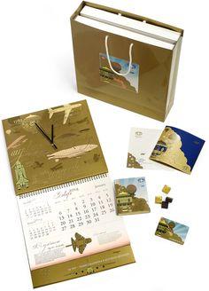 Квартальный календарь История полета Art Calendar, Calendar 2020, Calendar Design, Desk Calendars, Branded Gifts, Corporate Gifts, Printing, Graphic Design, Creative