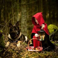 Red Riding Hood:  Little #Red #Riding #Hood.