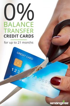 credit cards 0 transfer
