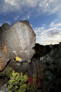 Bouldering in Rocklands, South Africa | Climbing