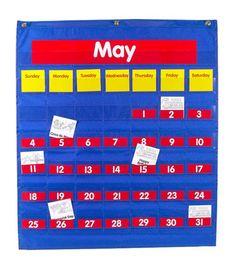 Classroom Calendar Kit at Lakeshore Learning